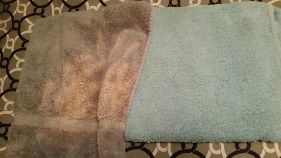 Kawama Yacht Club: Guest towels