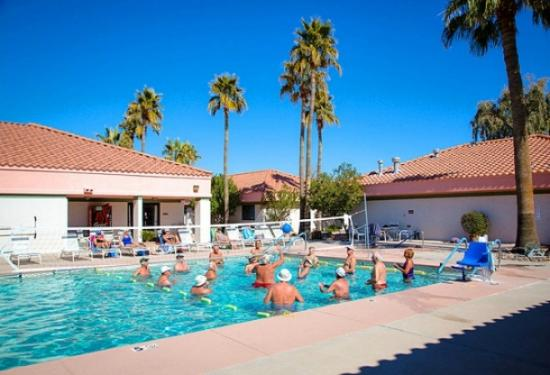 Billiards Picture Of Fiesta Grande Rv Resort Casa