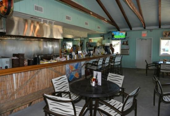 Fiesta Key RV Resort & Marina: Restaurant