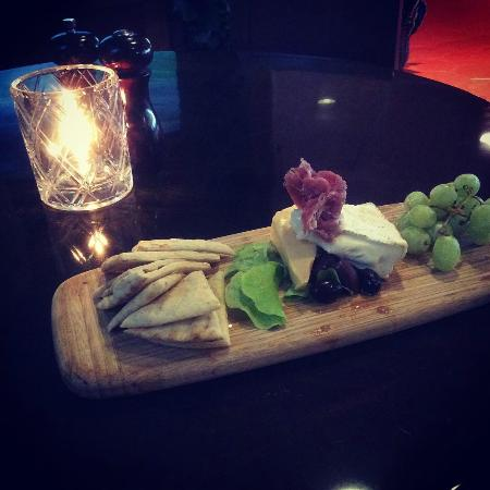 The Mediterranean Gourmet: Fromage Plate