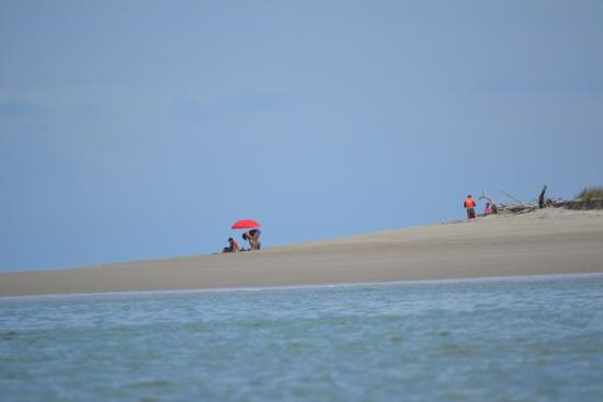 Cojimies, Ecuador: The beach, quiet place
