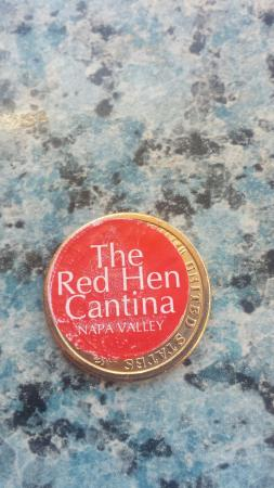 Red Hen Cantina
