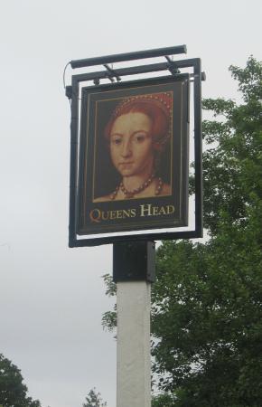 The Queen's Head: Queens Head Sign (Elizabeth 1)