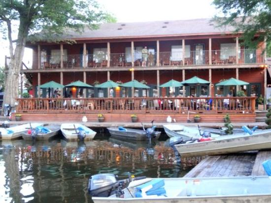 Blue Bank resort - Picture of Reelfoot Lake State Park, Tiptonville