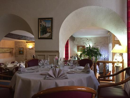 Hostellerie de la Poste: Le restaurant