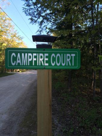 RusticTimbers Door County Camping: photo1.jpg