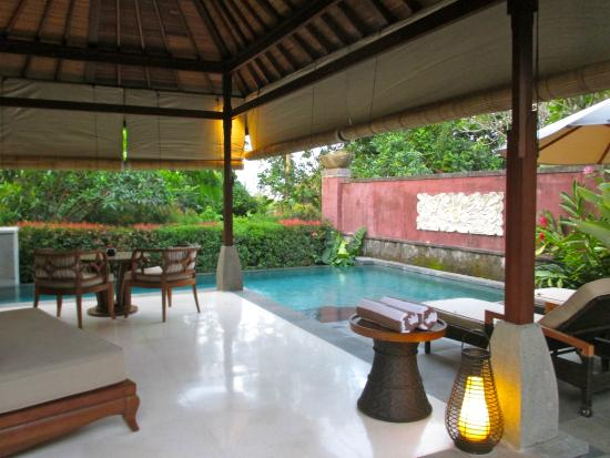 Private Pool At Our Villa Picture Of Hilton Bali Resort Nusa Dua