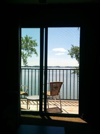 Storm Lake, IA: Room 300 deck