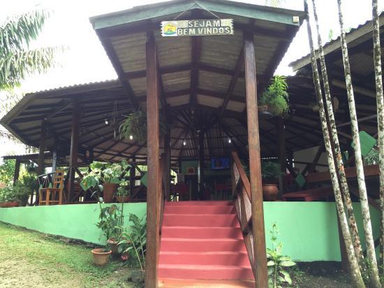 Oiapoque: super accueil , très bonnes installations et une super piscine plus une petite pour les tout pet