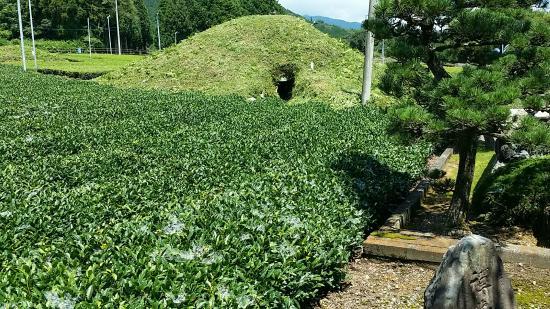 Ganjoji Nishitsukanokoshi Tomb