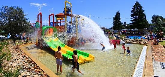 Tathra Beachside - Big Splash Waterpark