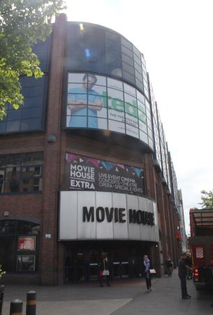 Cinema Goodies Foto Van Movie House Dublin Road Belfast Tripadvisor