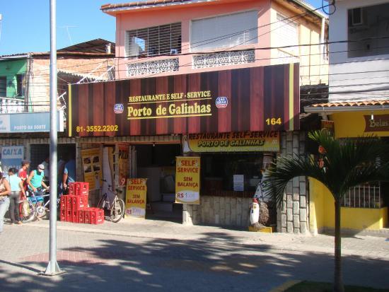 Restaurante Muito Simples Foto De Restaurante Self