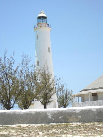 Bahamas: The lighthouse, open to visitors