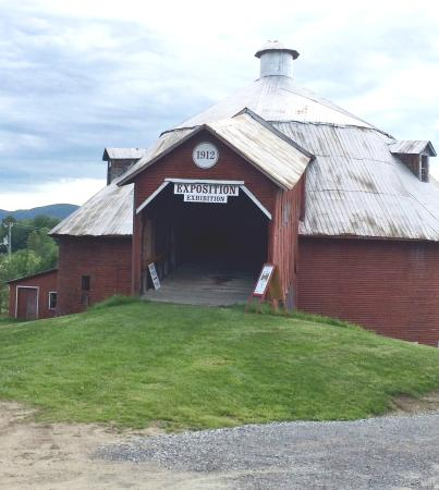 Mansonville, Canada : TheRoundBarn.Expostion