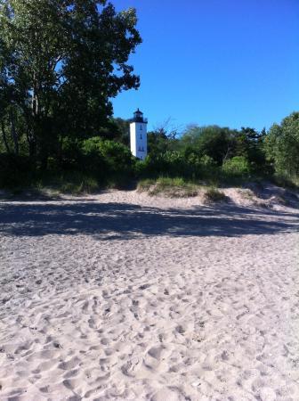 Lighthouse on Presque Isle