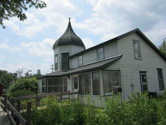 Laura Ingalls Wilder Museum: Grandma house