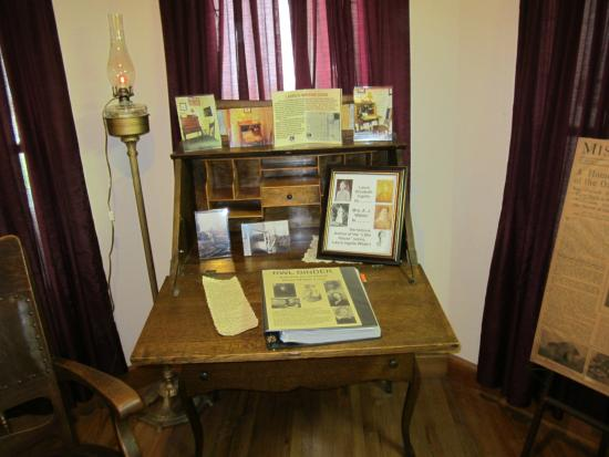 Laura Ingalls Wilder Museum: Examples of Laura's writing