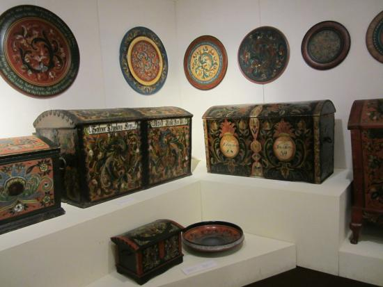 Vesterheim: Exhibit