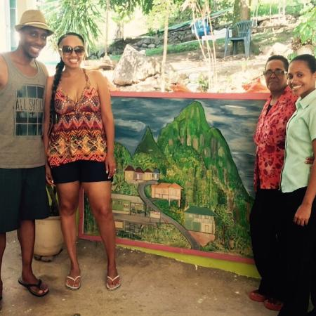 Martha's Tables: The BEST Carribean food in St. Lucia with the most genuinely friendly staff. They care about qua