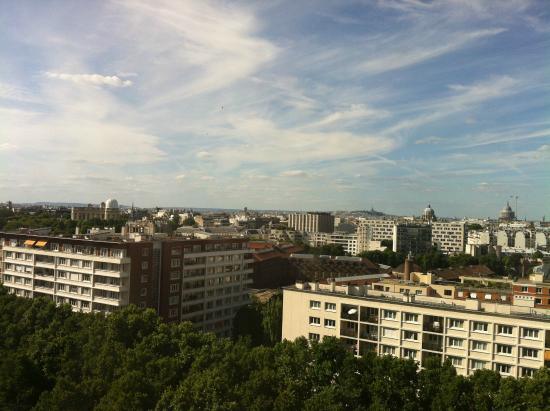 Vista Sensacional Picture Of Paris Marriott Rive Gauche