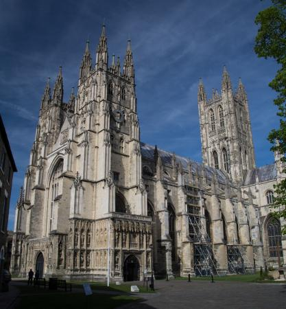A-of Canterbury Cathedral Canterbury Cathedral - Picture of Canterbury Cathedral, Canterbury ...