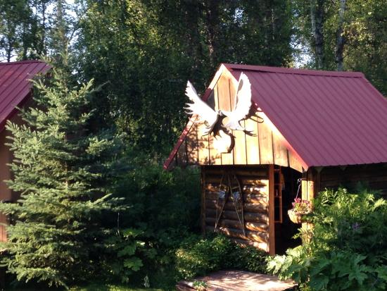 Alaska Fishing Lodge - Wilderness Place Lodge: Tackle Shop