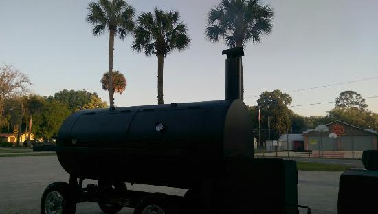 Welaka, FL: Hawg Wash