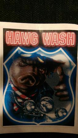 Welaka, Φλόριντα: Hawg Wash
