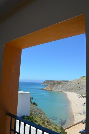 Apartamentos Os Descobrimentos: view from balcony