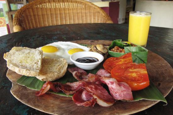 Cafe Vespa: Big English breakfast