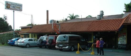 Alajuela, كوستاريكا: Las Delicias del Maiz en la Garita de Alajuela