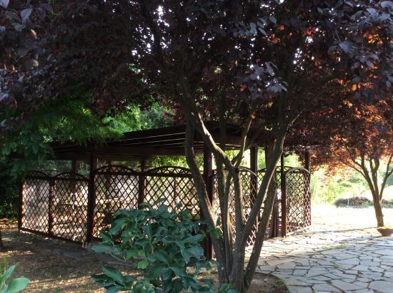 Villa Loghino: ...prima colazione da favola