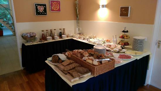 Parkhotel Lindau : Frühstück / Breakfast ⭐⭐⭐⭐⭐