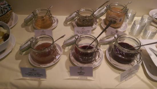 Parkhotel Lindau: Frühstück / Breakfast ⭐⭐⭐⭐⭐