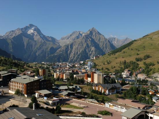 Photo de mercure les deux alpes 1800 hotel for Hotels 2 alpes