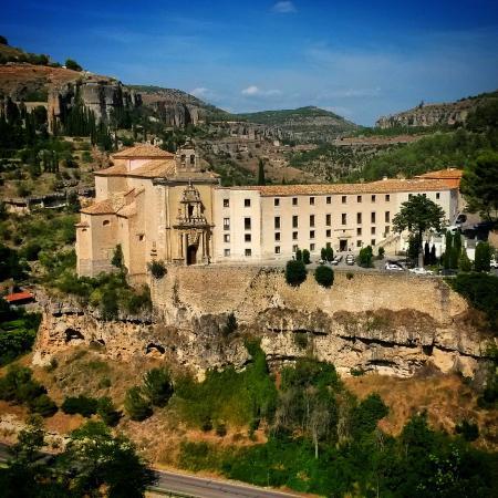 Parador de Cuenca - Picture of Parador de Cuenca, Cuenca ...