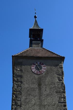 Peterskirche: Torre