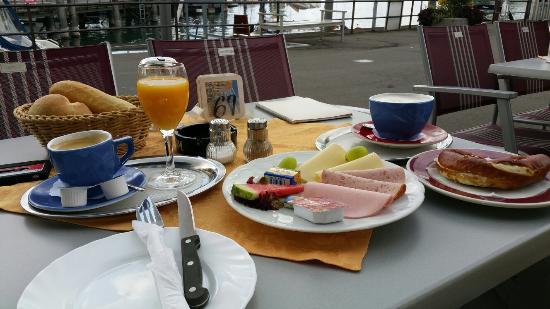 Seehafen Cafe Graf