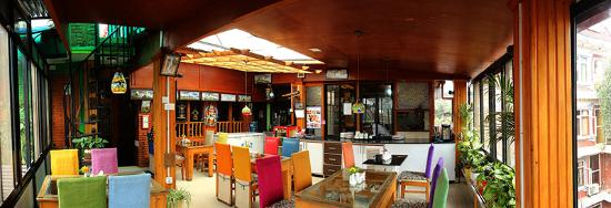 Shangri-la Boutique Hotel: Restaurant