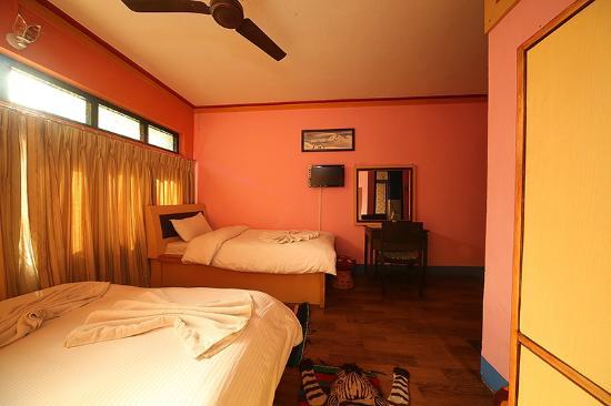 Shangri-la Boutique Hotel: Double Bed Room