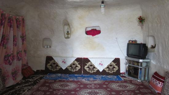 Inside a Kandovan village house