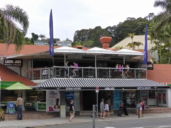 Hastings Street: LAGUNA JACKS STEAK HOUSE