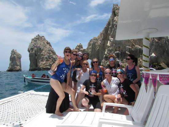 Cabo Club Tour