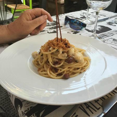 Fishy Pasta