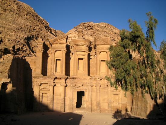 Via Jordan Travel  - Day Tours : Petra, The Monastery