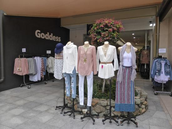 Noosa, Australië: Goddess Boutique
