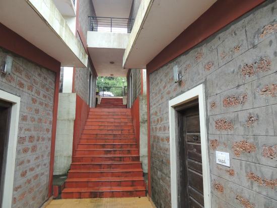 Caveri Residency: Outside the room