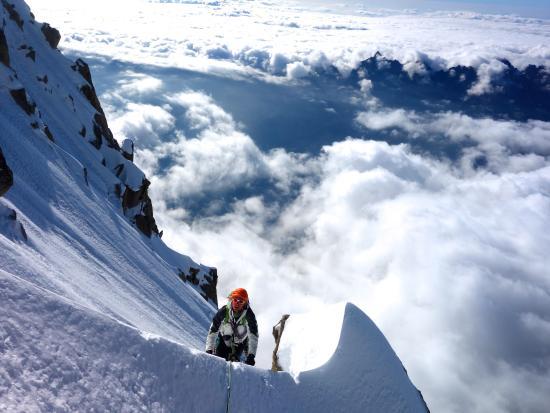 Ecrins Prestige Guide de Haute Montagne Day Tours