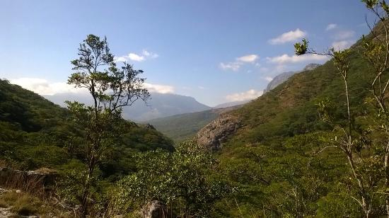 Chimanimani on the Mozambique side